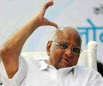 Pawar says Cong leadership weak, AAP a bunch of pseudo activists