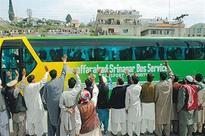 Srinagar-Muzaffarabad bus service 'Karwan-e-Aman' resumes