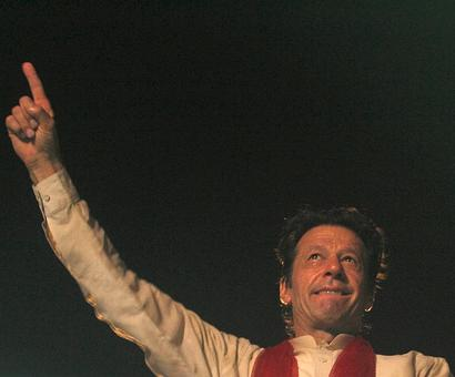 Imran Khan suspends dialogue with Sharif government
