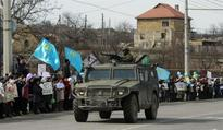 Russian forces consolidate grip on Ukraine's Crimea