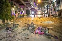 Turkish national arrested for Bangkok bomb blast