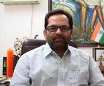 Mukhtar Abbas Naqvi says no fear, insecurity among minorities; assures action against perpetrators