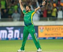 Shahid Afridi Becomes Leading Wicket-Taker in T20 Internationals
