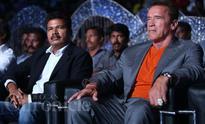 Arnold Schwarzenegger wants to star in a film by Shankar