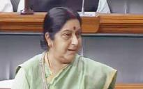 Won't declare anybody dead without evidence: Sushma Swaraj on 39 Indians missing in Iraq