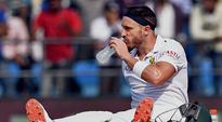 Indian conditions toughest I have played under: Faf du Plessis