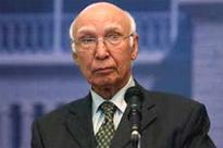 Pakistan-India ties not improving anytime soon : Aziz