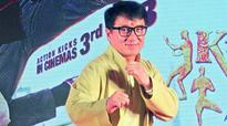 Jackie Chan wants to do song and dance in Bollywood movie