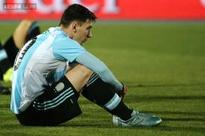 Lionel Messi gets Barcelona's support