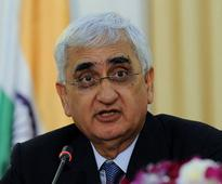 BJP seniors like Sushma Swaraj, Advani unhappy with Modi: Khurshid