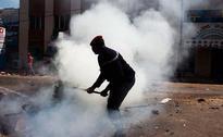 Protesters Storm Burkina Faso Parliament, Set Fire