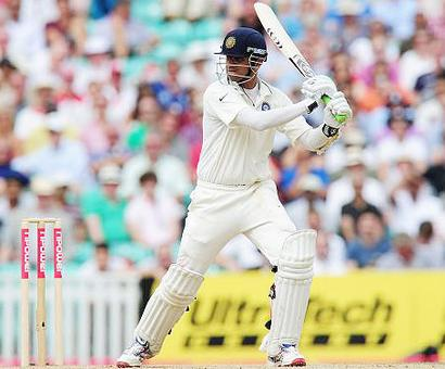 'I would be proud if I can score as many runs as Rahul Dravid'