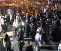 Protesters March Towards Pakistan PM's Residence, Police Fire Tear Gas