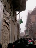 Pakistan Flag Flown at Mufti's Ancestral Home