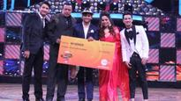 Dance India Dance 6 Grand Finale: Sanket Gaonkar emerges as the winner of DID 6