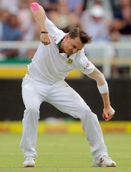 Dale Steyn joins the 400 club