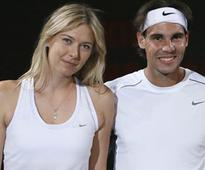 Nadal and Sharapova knocked out of the BNP Paribas Open at Indian Wells