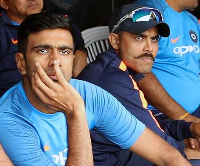Who will India pick among Jadeja and Ashwin in South Africa?