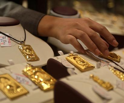 How gold still maintains its lustre