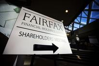 Fairfax may sell 25 percent of ICICI Lombard - sources