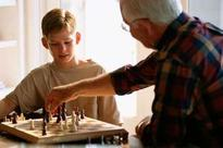 Grandparents' Class Influences Social Ladder Mobility of Grandkids