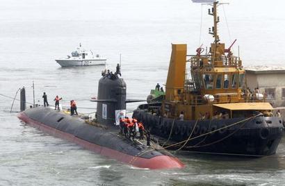 INS Kalvari, 1st 'Made in India' Scorpene class submarine, joins navy today