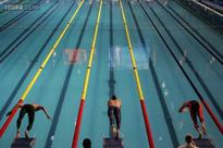Indian swimmers train in SA with eye on 2020 Olympic Games