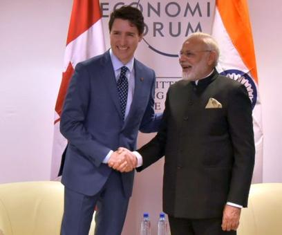 PM Modi looking forward to Trudeau's India visit