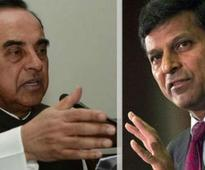 Rajan's policies have finished small and medium industries, says Swamy