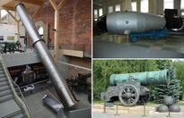 Biggest weapons ever made