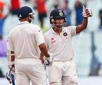 Rain interrupts post lunch session of second Ind-NZ Test