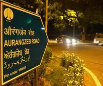 RSS to push for renaming roads named after Mughals