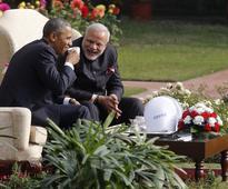 US President Obama's India Visit, Bonhomie with Modi and Republic Day Celebrations [Photos]
