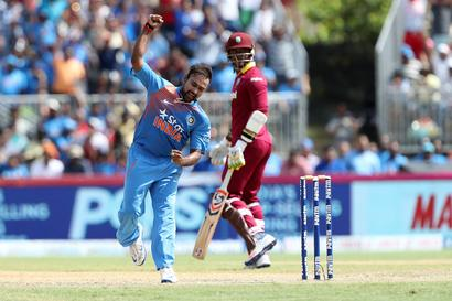 Second T20I PHOTOS: India bundle out West Indies for 143