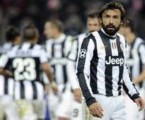 Pirlo urges Juventus to retain focus after beating Real Madrid