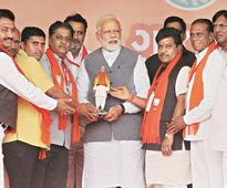 PM Modi says Pakistan meddling in Gujarat polls