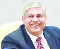 Shashank Manohar: Priority is to clean image of the BCCI