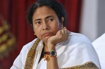 Mamata Banerjee calls on President Pranab Mukherjee