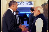 Modi, Obama draw up blueprint to work around differences