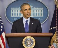 Obama says US will 'take the fight' to ISIS