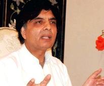 Pakistan interior minister skipping SAARC home ministers' meet