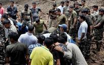 Rescue operations in Darjeeling after fresh landslide