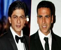Clash of Titans Again: This time it`s Shahrukh and Akshay!