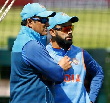 Chappell backs Kohli in Kumble controversy