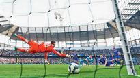 Lampard haunts former club Chelsea