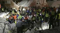 Italy: 30 feared dead in hotel hit by avalanche after series of quakes