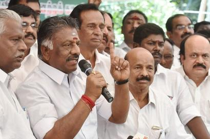 A 'good' decision would be reached shortly: OPS on AIADMK merger