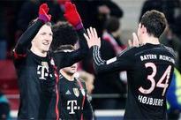 Bayern Munich claim new Bundesliga records in Mainz win