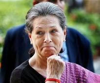 'Very disappointed' Sonia says Congress will announce its PM candidate