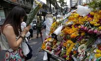 Thai police arrest foreign man over Bangkok bombing